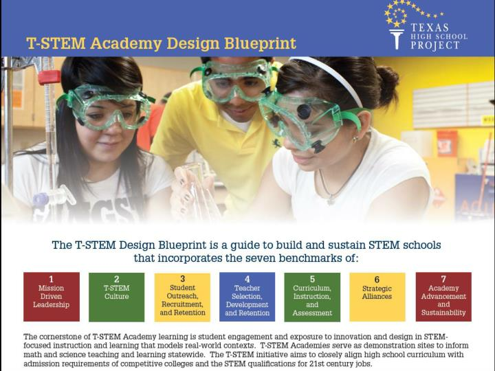 New Deal High School STEM Academy – Preparing Student to be College Ready, Career Ready, and Life Ready