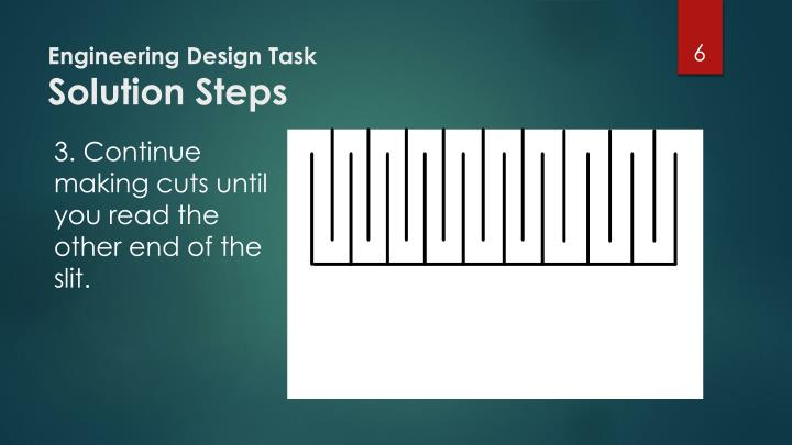 Engineering Design Task