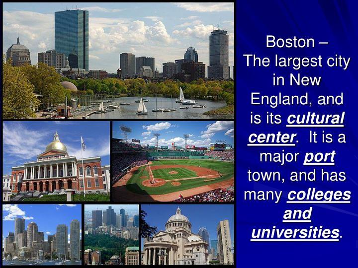 Boston –