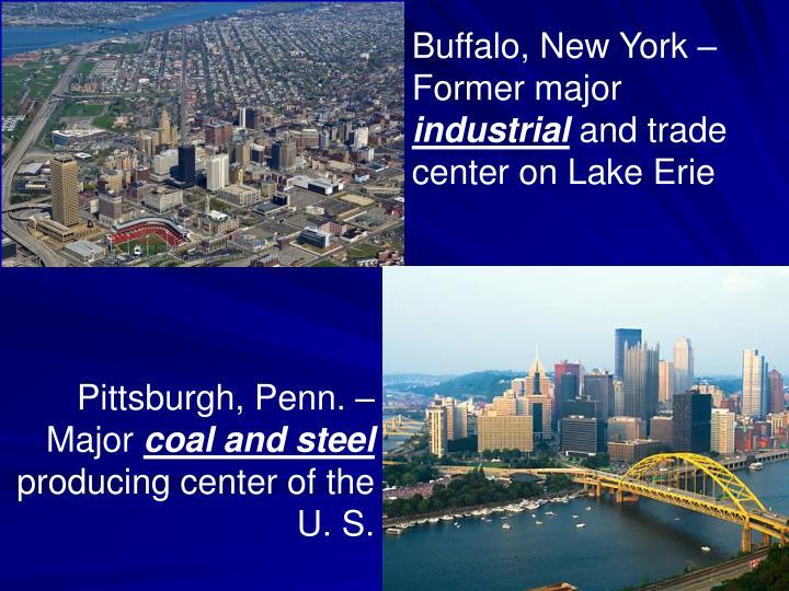 Buffalo, New York – Former major