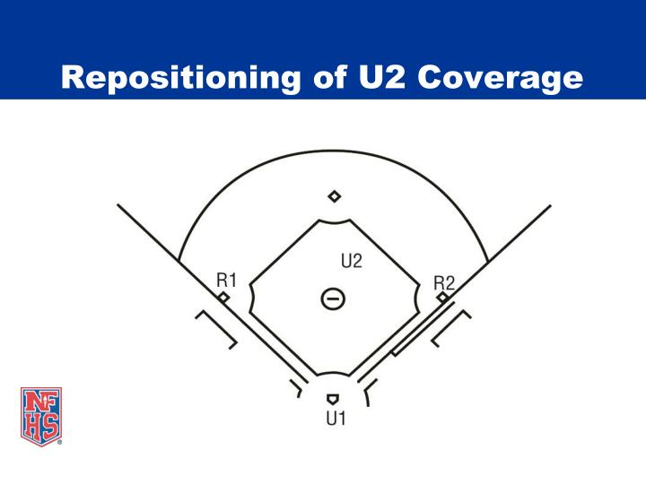 Repositioning of U2 Coverage