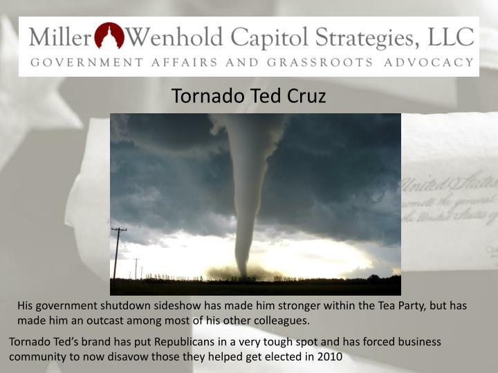 Tornado Ted Cruz