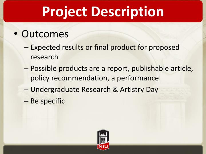 Project Description