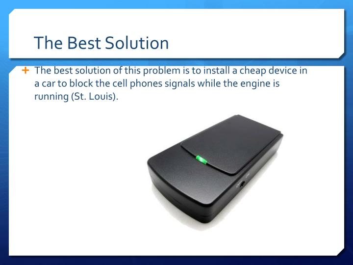 Cell phone blocking devices - phone jamming devices bluetooth