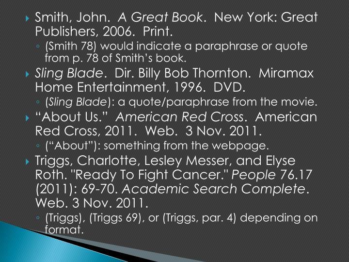 Smith, John.
