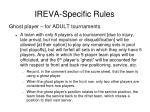 ireva specific rules1