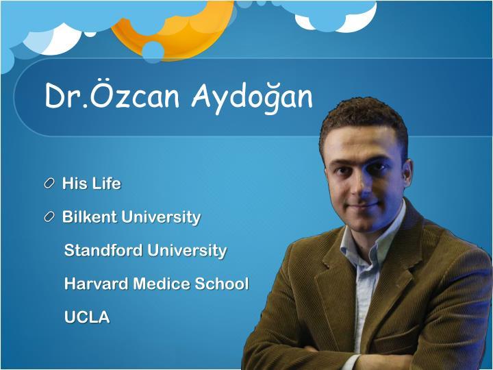 Dr.Özcan
