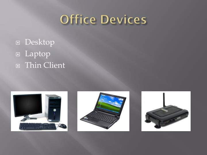 Office Devices