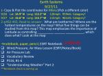 earth systems 9 27 11