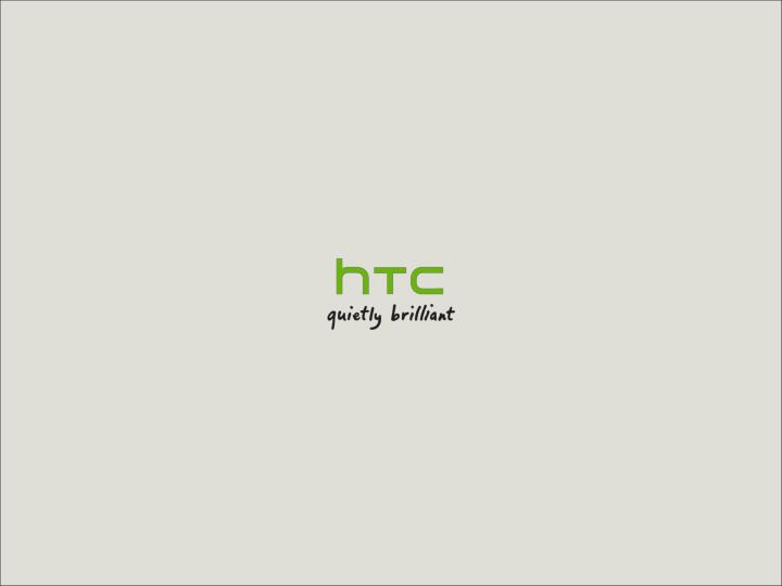 HTC Confidential