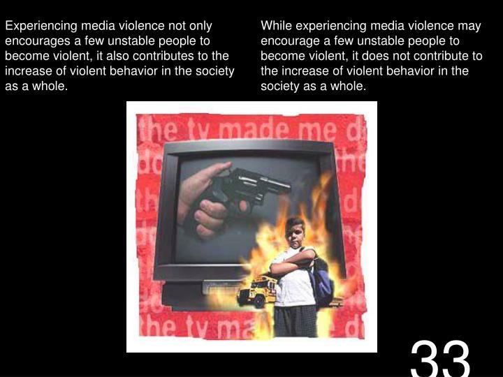 Violence on