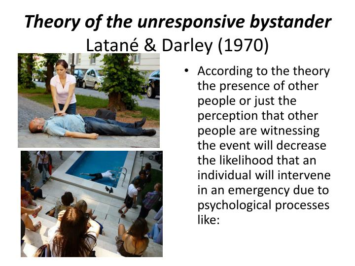 Theory of the unresponsive
