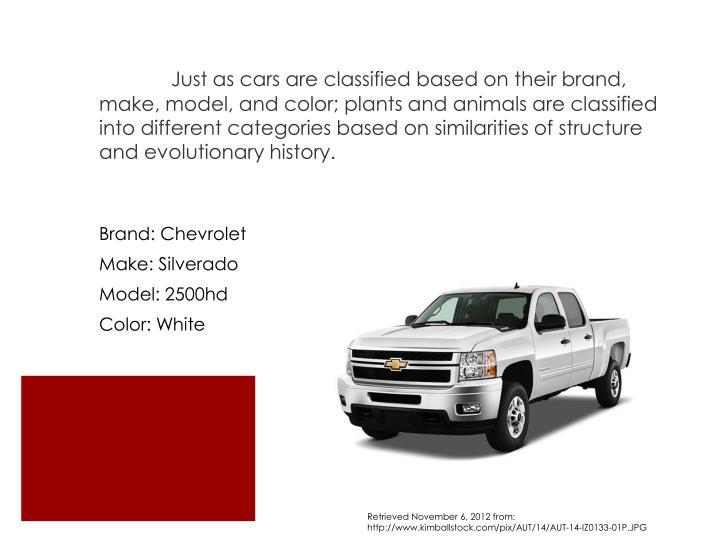 Brand: Chevrolet