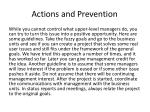 actions and prevention1