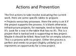 actions and prevention10