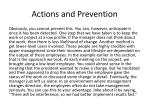 actions and prevention2