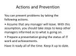actions and prevention4