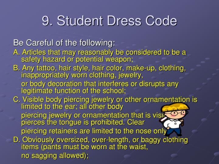 9. Student