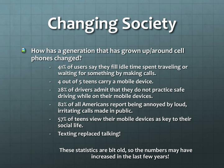 Changing Society