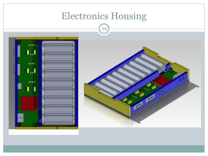 Electronics Housing