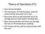 theory of operation i 2 c