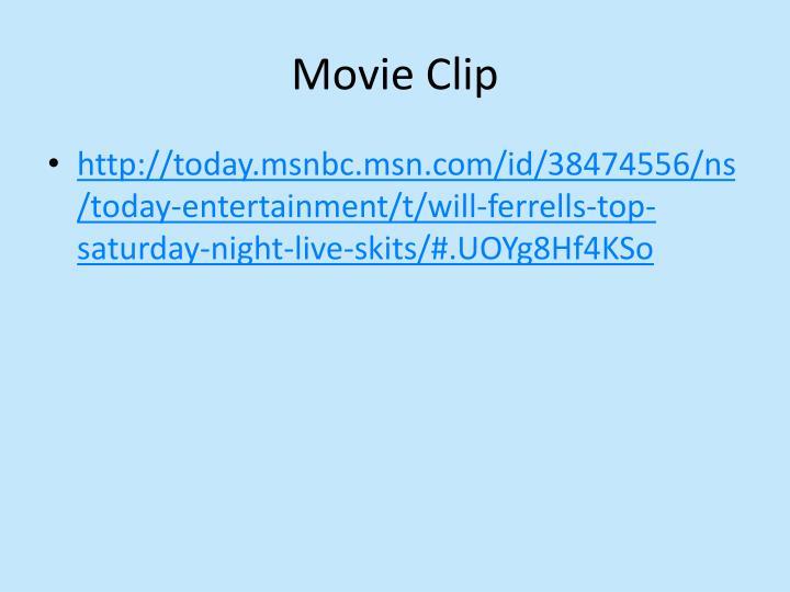 Movie Clip