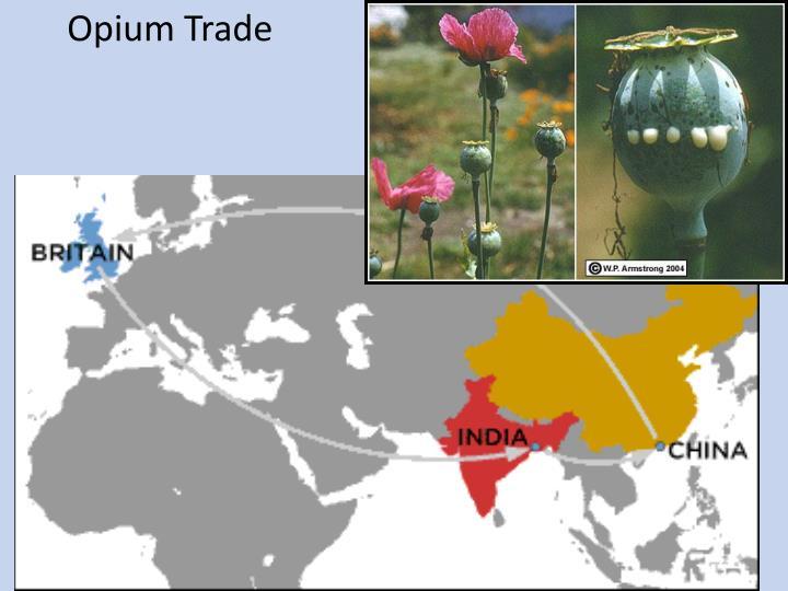 Opium Trade