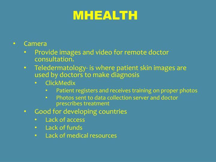 Mhealth