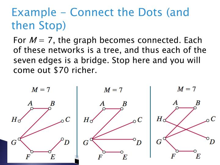 Example - Connect the Dots (and