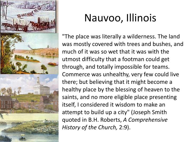 Nauvoo, Illinois