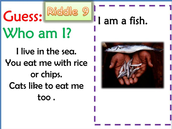 Riddle 9