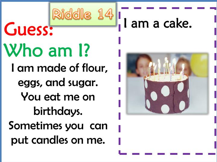 Riddle 14