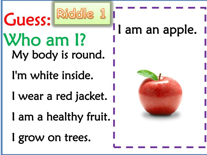 Riddle 1