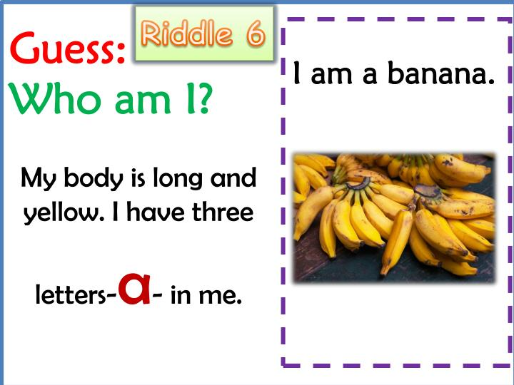 Riddle 6