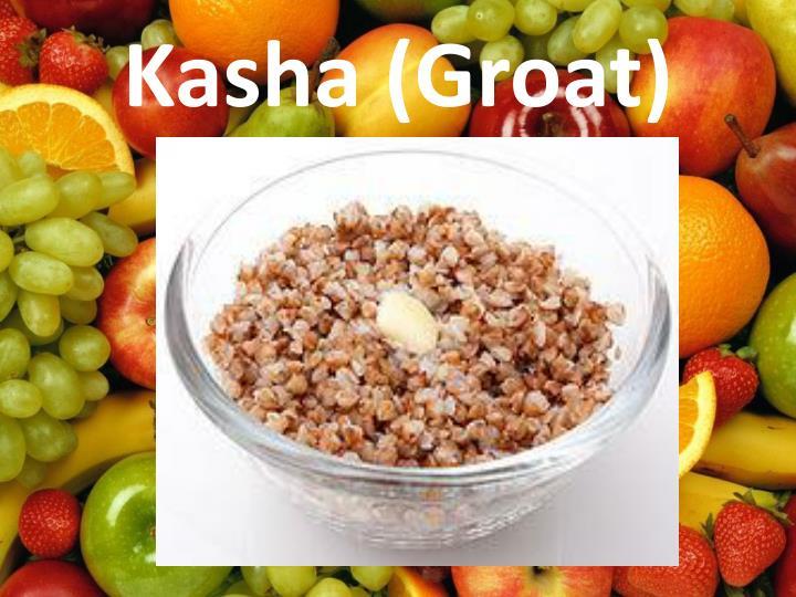 Kasha (