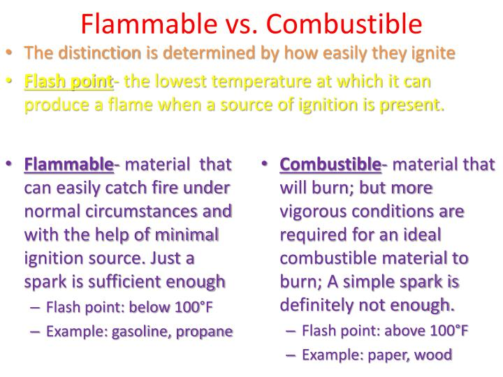 Secondary Containment for Flammable Liquids - Expert Advice |Combustible Materials Examples