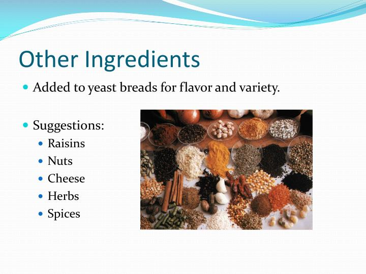Other Ingredients