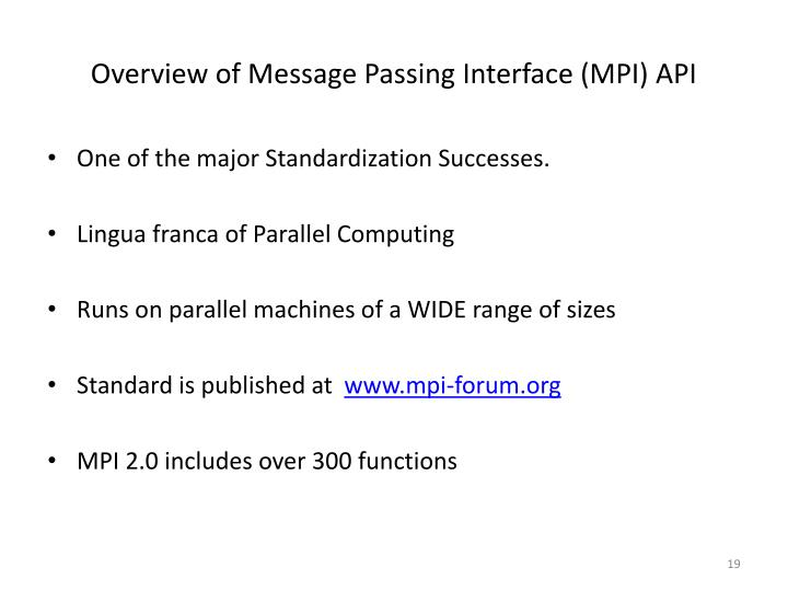 ppt efficient dynamic verification algorithms for mpi