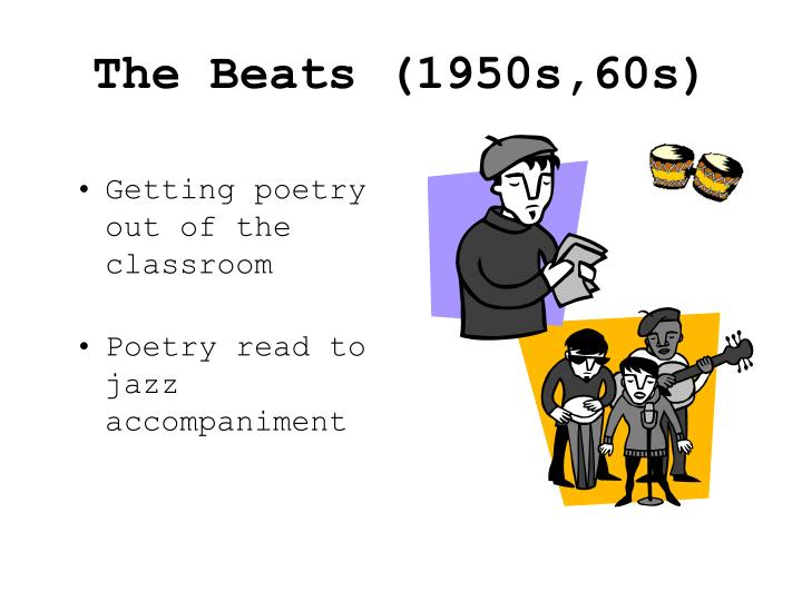 The Beats (1950s,60s)