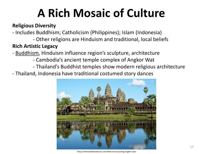 A Rich Mosaic of