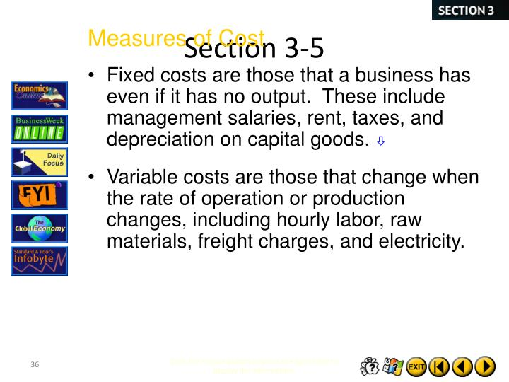 Section 3-5