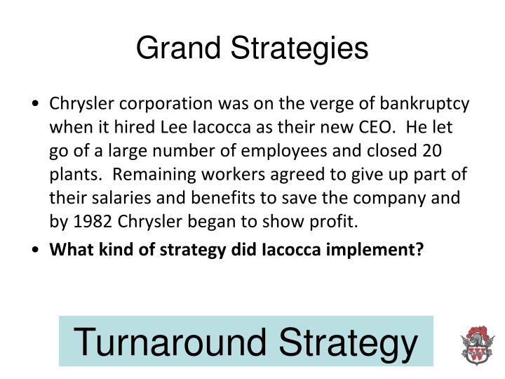 Grand Strategies