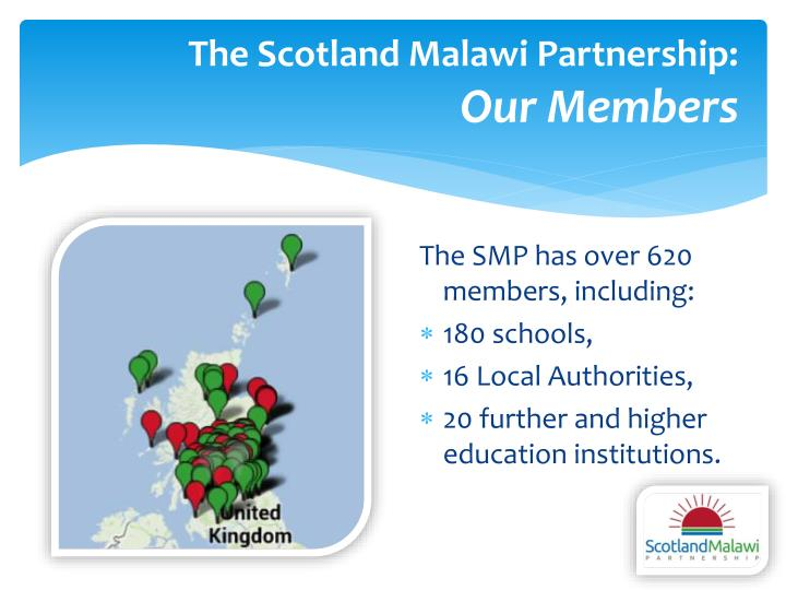 The Scotland Malawi Partnership: