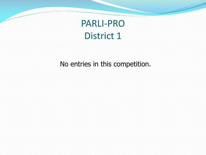 PARLI-PRO