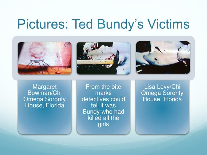 Pictures: Ted Bundy's Victims