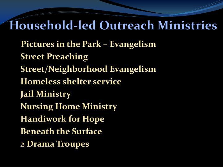 Household-led