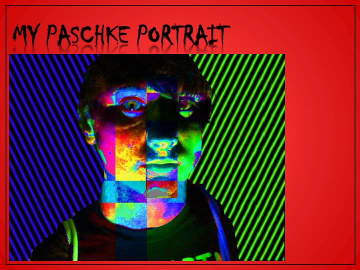 My Paschke Portrait