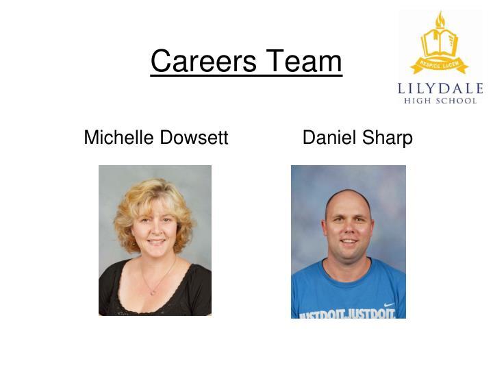 Careers Team