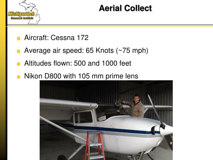 Aerial Collect