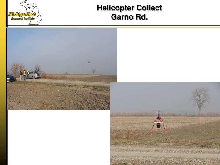Helicopter Collect
